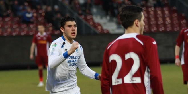Mihai Roman, la cota 9 în dreptul golurilor în Liga 1 în acest sezon !