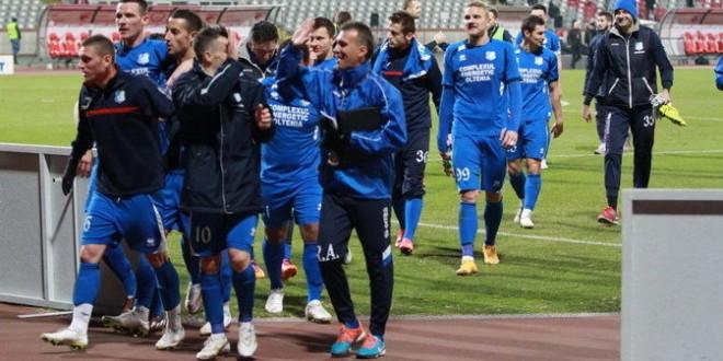Pandurii câştigă cu 3-1 pe terenul lui Dinamo şi e în finala Cupei Ligii !