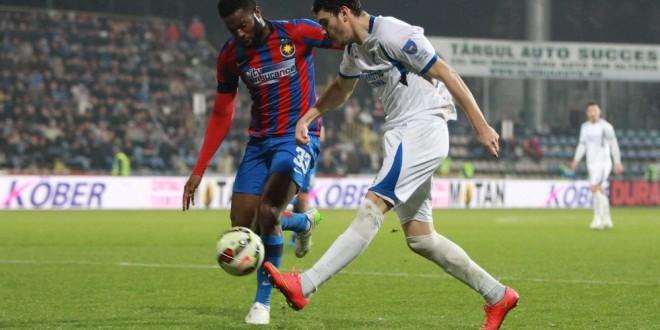 Mihai Roman este suspendat pentru finala Cupei Ligii ca urmare a cumului de cartonaşe