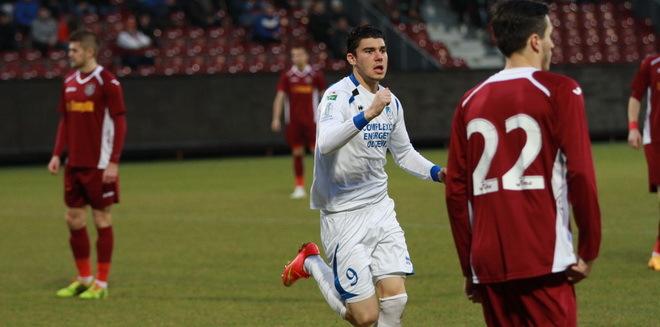 Mihai Roman a reuşit golul cu numărul 400 în ediţia 2014-2015 a Ligii 1