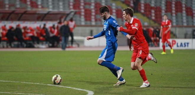 Mihai Răduţ şi Gezim Shalaj, în topul celor mai buni pasatori din Liga 1