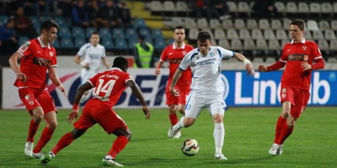 Am învins din nou Dinamo, avem 3 victorii consecutive cu alb-roşii !