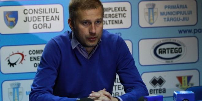 """Edi Iordănescu: """"Suntem mulţumiţi de finalul de sezon"""""""