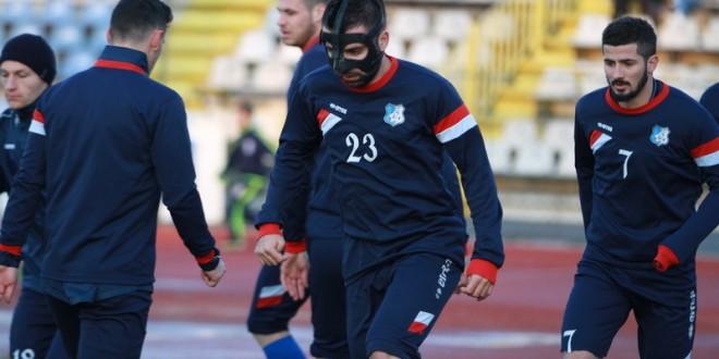 Constantin Grecu, la primul meci oficial pentru Pandurii după 4 ani !