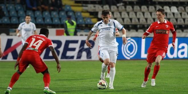Dan Nistor, în echipa etapei cu numărul 29 după primul gol în acest sezon de Liga 1