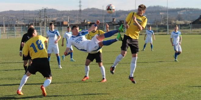 Pandurii 2 Târgu Jiu va juca sâmbătă în deplasare cu FC Hunedoara
