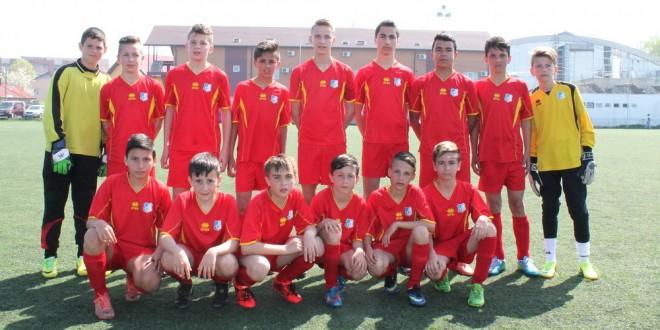 Programul etapei a 16-a pentru juniorii C, D şi E ai clubului Pandurii Târgu Jiu