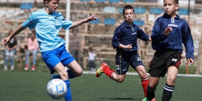 Rezultatele etapei a 14-a pentru juniorii C, D şi E ai clubului Pandurii Târgu Jiu