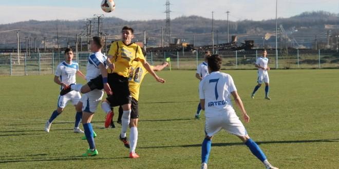 Rezultat final: Pandurii 2 Târgu Jiu – Naţional Sebiş 0-6