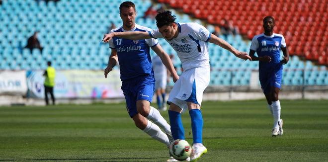 Mihai Roman a egalat recordul de goluri într-un sezon pentru Pandurii în Liga 1, 11 goluri !