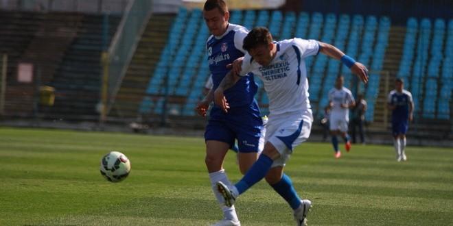 Pandurii Târgu Jiu, prima victorie la Galaţi în Liga 1 !