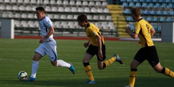 Aproape scăpaţi de emoţii ! Pandurii – FC Braşov 2-0 !
