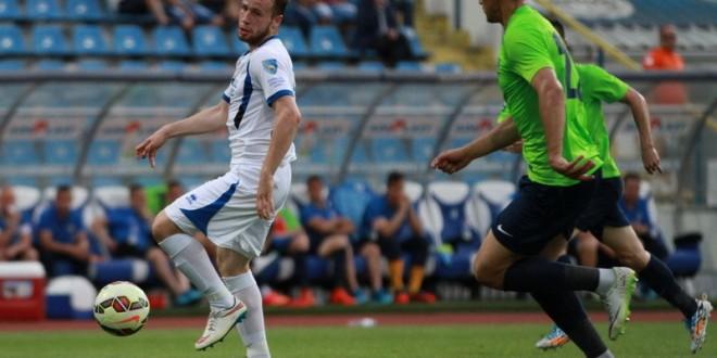 Filip Mrzljak, la primul gol din cariera sa de fotbalist !