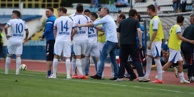 """Edward Iordănescu: """"Ne-am îndeplinit obiectivul !"""""""