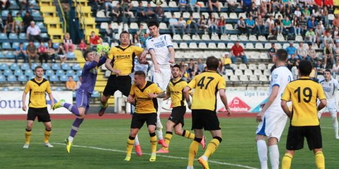 Mihai Roman, în cursa pentru titlul de golgeter al Ligii 1 !