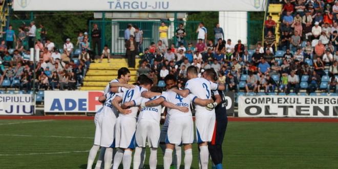 Pandurii Târgu Jiu, pe locul 6 în clasamentul fair-play realizat de Liga Profesionistă de Fotbal
