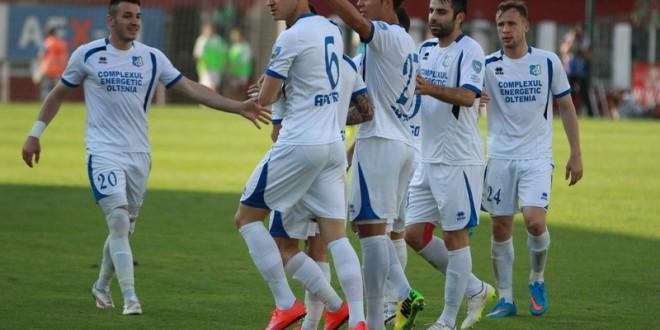 Topul marcatorilor de la Pandurii Târgu Jiu în sezonul 2014-2015