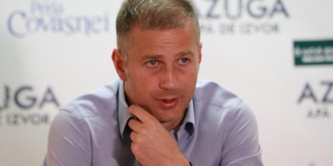 """Edi Iordănescu: """"La anul ne propunem să fim în primele 6 locuri"""""""