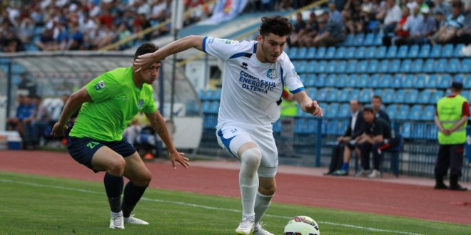 Mihai Roman, hat-trick cu Iaşi şi locul 2 în cursa pentru titlul de golgeter !