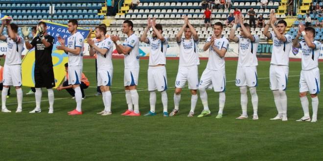 Marko Momcilovic, cele mai multe minute pentru Pandurii în sezonul 2014-2015