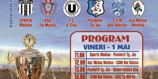 Juniorii C de la grupa 2000 a clubului Pandurii Târgu Jiu au câştigat primul meci de la Cupa Sparta: scor 3-0 cu Sparata Mediaş