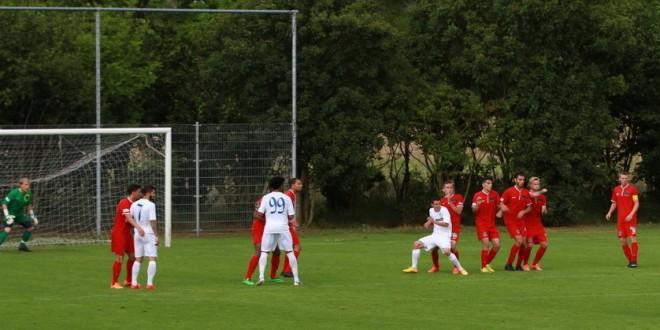 Pandurii Târgu Jiu a pierdut meciul cu RWS Bruxelles, scor 3-1 pentru formaţia belgiană
