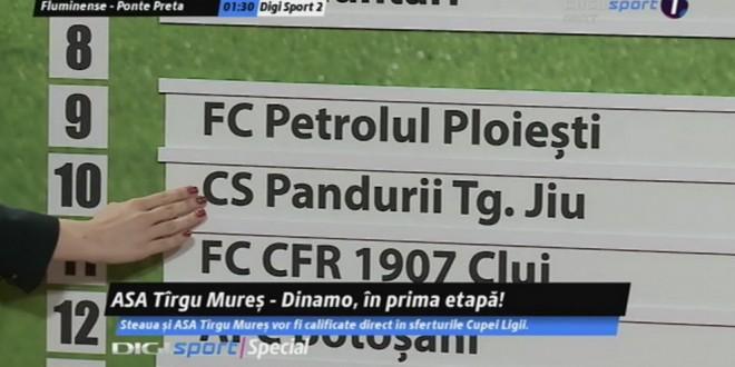 Pandurii Târgu Jiu va juca în prima etapă în deplasare cu nou promovata ACS Poli Timişoara