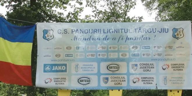 Pandurii Târgu Jiu va juca mâine, de la ora 18: 00, un meci amical cu echipa germană Sportfreunde Lotte