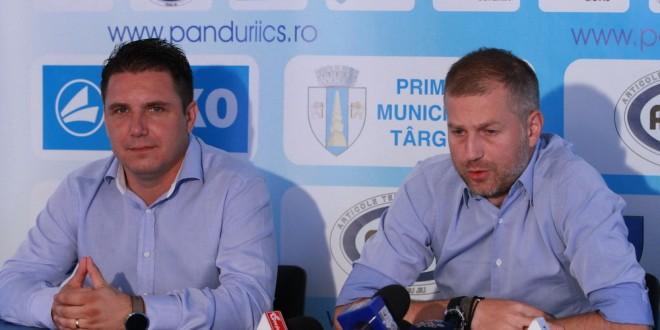 Preşedintele Narcis Răducan a obţinut acordul de principiu al antrenorului Edward Iordănescu de a continua la Pandurii Târgu Jiu