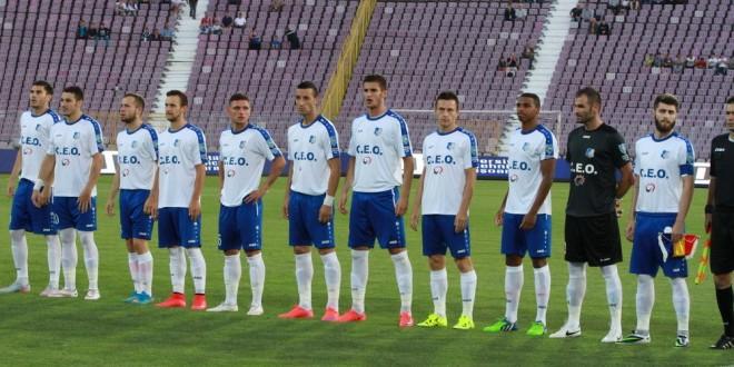 Trei debuturi în Liga I pentru jucătorii echipei Pandurii Târgu Jiu în prima etapă a noului sezon