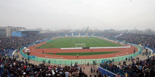 Jumătate din biletele puse în vânzare la meciul dintre Pandurii Târgu Jiu şi Steaua s-au vândut în prima zi