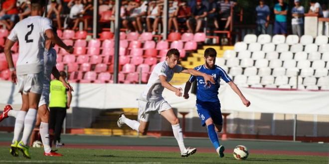 LIVESCORE / FC VOLUNTARI – PANDURII TÂRGU JIU, scor  final 0-0