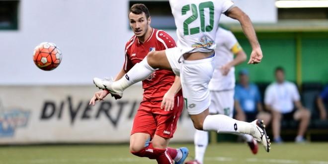 FOTO / Concordia Chiajna – Pandurii Târgu Jiu, scor final 3-0