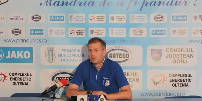 """PANDURII TV /  EDWARD IORDĂNESCU: """"Trebuie să avem continuitate, o echipă este valoroasă când reuşeşte să înlănţuie rezultate bune!"""""""