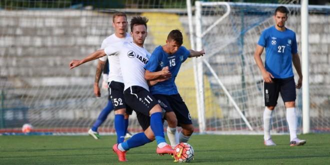LIVESCORE / CUPA ROMÂNIEI / CSU Craiova 2 – Pandurii 2 Târgu Jiu, scor final 2-1