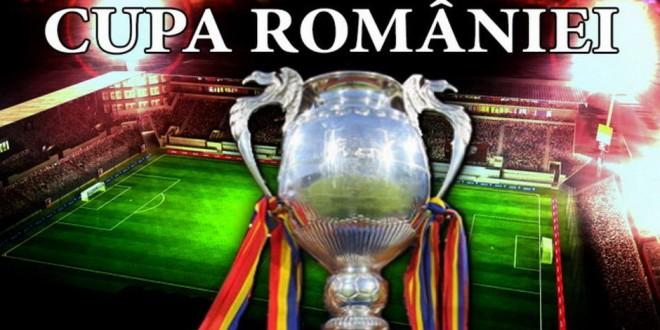 CUPA ROMÂNIEI TIMIŞOREANA / Programul complet al jocurilor din cadrul 16-imilor Cupei României