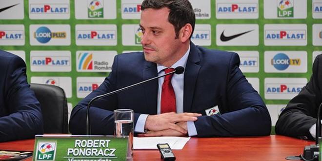 Pandurii Târgu Jiu a primit felicitări din partea LPF pentru condiţiile oferite de stadionul din Severin la meciurile din Liga I