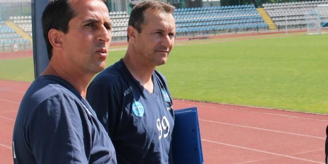 """Claudiu Mocioi: """"Avem o echipă foarte tânără, cu jucători până în 20 de ani, iar presiunea jocului și a publicului i-au făcut să cedeze!"""""""