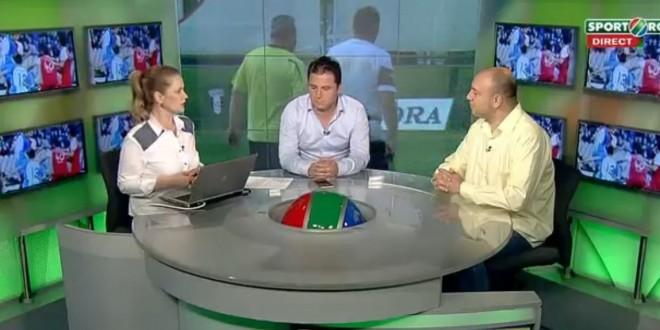 """Preşedintele Narcis Răducan este invitat azi la """"Ora exactă în sport"""" de la Sport.ro"""