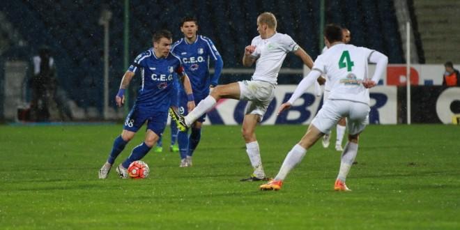Pandurii Târgu-Jiu s-a impus în meciul din etapa a 19-a cu Concordia Chiajna, scor  2-0