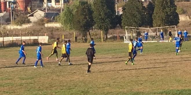 Juniorii B ai clubului Pandurii au pierdut meciul din etapa a 11-a a Ligii Elitelor, scor 3-1 pentru juniorii CSU Craiova