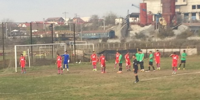 Juniorii Under 19 ai clubului Pandurii au remizat în etapa a 11-a cu juniorii clubului CSU Craiova