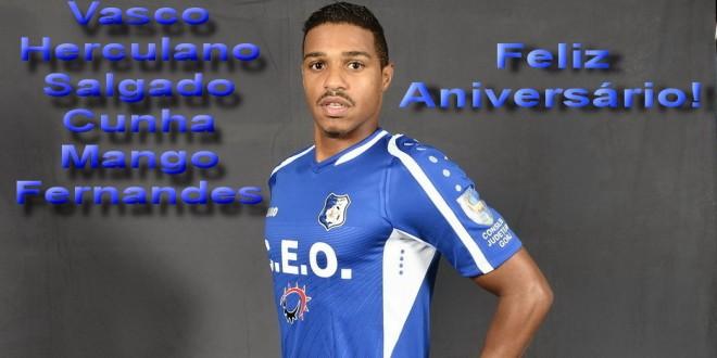 La mulţi ani, Vasco Herculano Salgado Cunha Mango Fernandes!