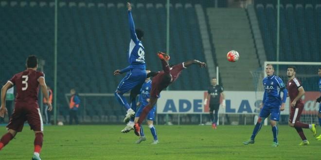 Pandurii Târgu Jiu a urcat pe locul doi în Liga I, la trei punte de liderul Astra Giurgiu