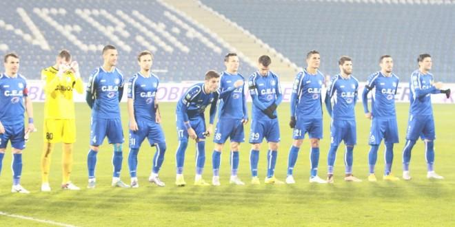Pandurii Târgu Jiu a remizat cu Astra Giurgiu, scor 1-1, în etapa a 23-a din Liga I
