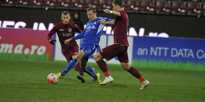 Pandurii Târgu Jiu ocupă  locul doi în Liga 1 Orange după etapa a 20-a, la doar un punct de liderul Astra Giurgiu