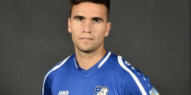 Argentinianul Ezequiel Filipetto a reziliat astăzi contractul cu Pandurii Târgu Jiu