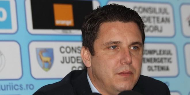 Preşedintele Narcis Răducan este invitat la Dolce Sport în cadrul emisiunii LA DOLCE LIGA