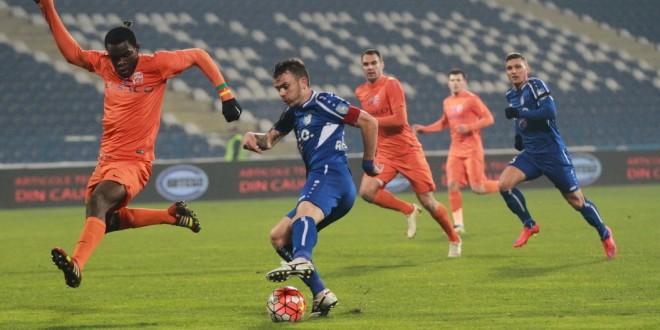 Pandurii Târgu Jiu a fost învinsă de FC Botoşani cu scorul de 3-0 în etapa  21 a Ligii I Orange