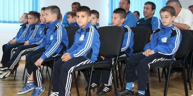 Pandurii 2007 va juca azi pentru calificarea în finalala Trofeului Gheorghe Ene